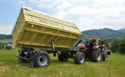 Traktorové přívěsy BSS
