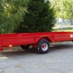 Vozy na přepravu balíků PLT